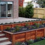 Wooden-Retaining-Walls